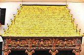 Famous golden roof, Innsbruck, Austria