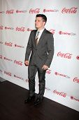 LAS VEGAS - APR 26:  Josh Hutcherson arrives at the CinemaCon 2012 Talent Awards at Caesars Palace o