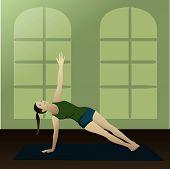 Side Plank - Vasisthasana