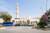 Al-Sharif Al-Hussein Bin-Ali-Moschee In Aqaba