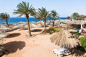 Coral Bay Beach In Aqaba