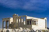 Erechtheion Temple- Acropolis