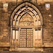 Vysehrad Door