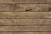Various Old Textured Wooden Boards Background.dark Brown Texture Of Old Cracked Wooden Boards, Rural poster