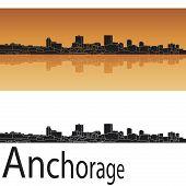Skyline de Anchorage
