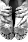 Gripping Feet