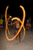 Full Moon Party In Island Koh Phangan, Thailand