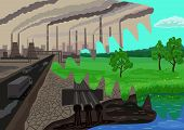 Постер, плакат: Экология