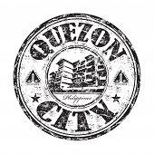 Quezon City rubber stamp