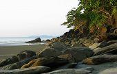 Inshore Landscape On Andaman Sea