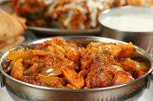 Chili Paneer Curry
