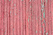 Old Wooden Boards On A Rustic Background
