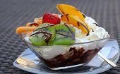 Icecream coupe