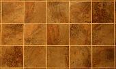Beautiful Reddish Brown Tile