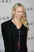 LOS ANGELES - FEB 19:  Naomi Watts arrives at the BVLGARI Celebrates Elizabeth Taylor's Jewelry Coll
