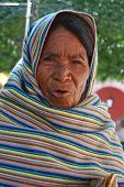 Mexican Indian Woman