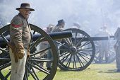 Civil War Re Enactment