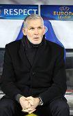 Fc Girondins De Bordeaux Manager Francis Gillot