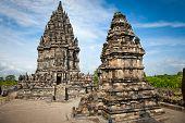 Prambanan temple, Yogyakarta, Java, Indonesia
