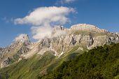 Picos De Europa National Park, Leon, Castilla Y Leon, Spain