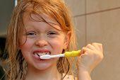 Cepillado de los dientes