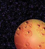 Excision Craters Distant Planet Nibiru