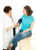 Teen Medical - Blood Pressure