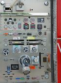 Fire Engine Control Panel