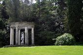 Statue In A Classic Garden
