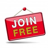 free registration join here and now for a member account. Apply and sign in for membership registrat