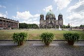 Berliner Dom and Old Museum