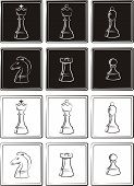 pieces of chess