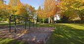 Public Park Panorama Gresham Oregon.