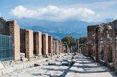 Pompeii Streets 3
