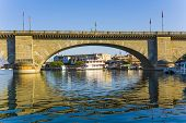 Londn Bridge In Lake Havasu
