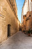 Mdina - silent city of Malta