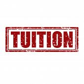 Tuition-stamp