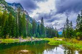 Cascade Creek - Grand Teton National Park