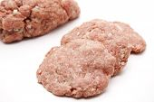 Rissoles with minced meat roast