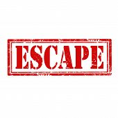 Escape-stamp