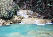 Erawan Waterfall, Level 7 Kanchanaburi, Thailand