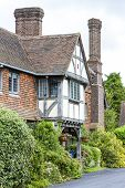 house in Hever, Kent, England