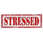 Stressed-stamp