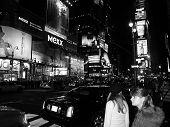 Night Scene: Times Square
