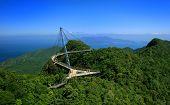 pic of langkawi  - Langkawi Sky Bridge Langkawi island Malaysia Southeast Asia - JPG