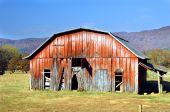 Arkansas Ozark's Barn