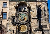 The Prague Astronomical Clock, Or Prague Orloj