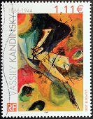 Kandinsky Stamp