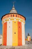 Tower Prilutsk Savior Monastery