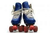 Roller Skates, Isolated